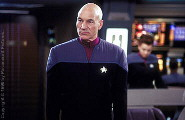 Captain Picard contact the So'na and Admiral Dougherty